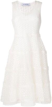 Olympiah Lamier flared dress