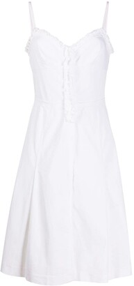 Prada Pre-Owned 1990s A-line dress