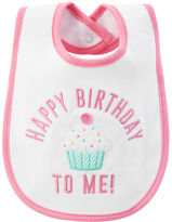 Carter's Happy Birthday Teething Bib