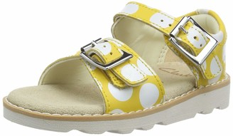 Clarks Women's Crown Bloom T Ankle Strap Sandals