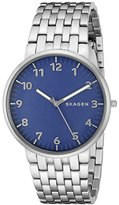 Skagen Men's SKW6201 Ancher Stainless Steel Link Watch