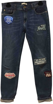 Each X Other Blue Cotton - elasthane Jeans