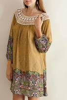 Entro Paisley Perfection Dress