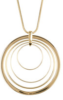 Trina Turk Long Pendant Necklace