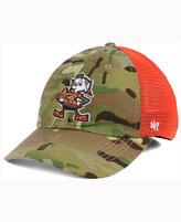 '47 Cleveland Browns Compass Relaxed CLOSER Cap