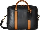 Polo Ralph Lauren Core Leather Commuter Bag