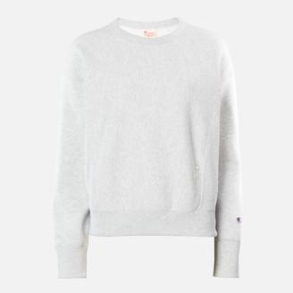 Champion Women's Tonal Script Sweatshirt