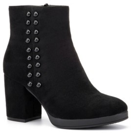 OLIVIA MILLER 'Fly' Booties Women's Shoes