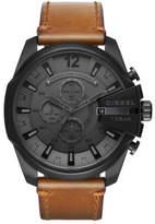 Diesel Mega Chief Brown Watch