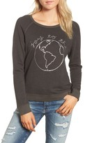 Sundry Women's Joy To The World Sweatshirt