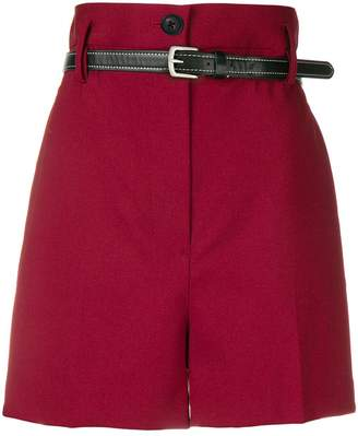 3.1 Phillip Lim high-waisted shorts