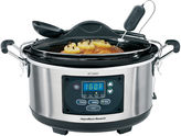 Hamilton Beach Set & Forget 6 Qt. Programmable Slow Cooker