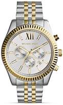 Michael Kors Two-Tone Lexington Watch, 45mm