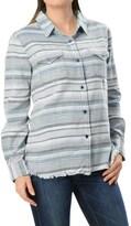 dylan Serape Fringe Shirt - Long Sleeve (For Women)