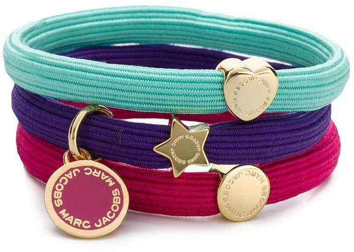 Marc Jacobs sporty pony bracelet set