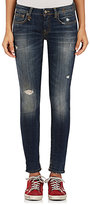 R 13 Women's Kate Skinny Distressed Jeans