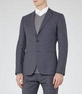 Reiss Kamara B Wool Slim Blazer