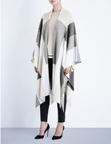 Madeleine Thompson Patch cashmere wrap