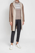 Utzon Shearling Coat