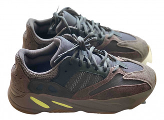 Yeezy Boost 700 V1 Brown Suede Trainers