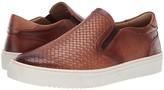 Massimo Matteo Woven Slip-On (Tan) Men's Slip on Shoes