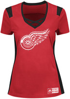 Majestic Women's Detroit Red Wings Draft Me T-Shirt