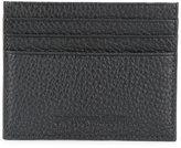 Emporio Armani classic cardholder - men - Calf Leather - One Size