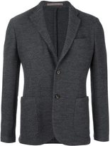 Eleventy patch pockets blazer
