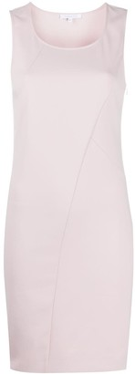 Patrizia Pepe Sleeveless Fitted Dress
