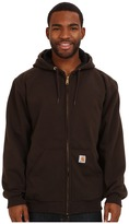 Carhartt RD Rutland Thermal-Lined Hooded Zip-Front Sweatshirt