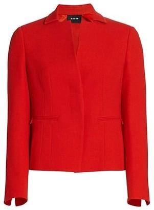 Akris Nakashima Virgin Wool Jacket