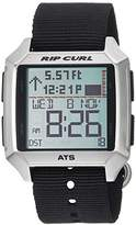 Rip Curl Men's Quartz Stainless Steel and Polyurethane Sport Watch