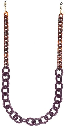 Emmanuelle Khanh Chunky Eyewear Chain