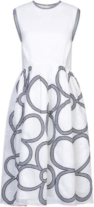 Jupe By Jackie 3/4 length dresses