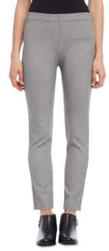 Karen Kane Piper Houndstooth Pull-On Pants