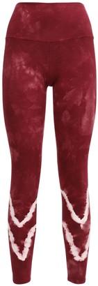 Electric & Rose Sunset Stretch Cotton Leggings