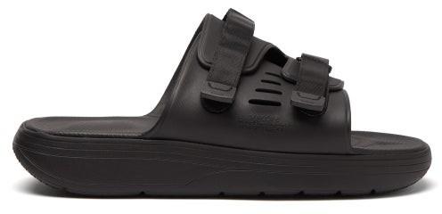 aa43c9b7b01 Urich Rubber Slides - Mens - Black