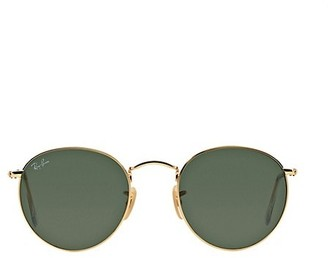 Ray-Ban RB3447 53MM Round Sunglasses