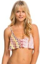 O'Neill Bahia Ruffle Crop Bikini Top 8140465