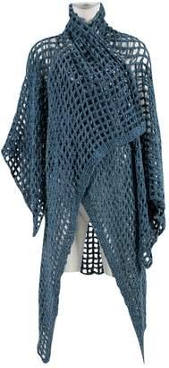N. Carla Fernandez \N Blue Cotton Knitwear