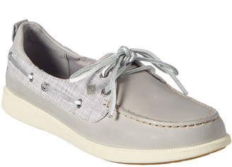 Sperry Oasis Dock Leather Boat Shoe