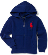 Polo Ralph Lauren Cotton French Terry Hoodie (2-7 Years)