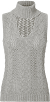Exclusive for Intermix Marie Turtleneck Knit Top