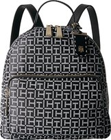 Tommy Hilfiger Women's Julia Jacquard Dome Backback