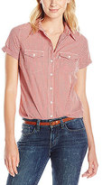 Levi's Chives Cherry Bomb Western Button-Up