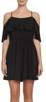 CeCe Women's Adelina Cold Shoulder Dress