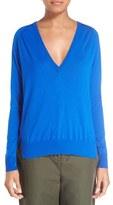 Proenza Schouler Women's Superfine Merino Wool V-Neck Sweater