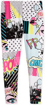 Epic Threads Hero Kids by Comic Strip-Print Leggings, Big Girls (7-16), Created for Macy's