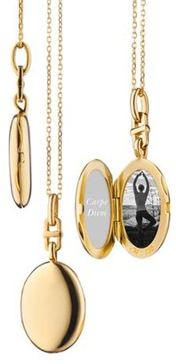 Monica Rich Kosann Oval Eve Locket