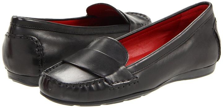 Cole Haan Air Tali Keeper Moc (Black) - Footwear